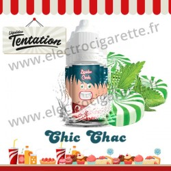 5 x 10 ml Chic Chac - Candy Tentation - Liquideo