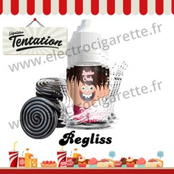 5 x 10 ml Regliss - Candy Tentation - Liquideo