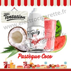 5 x 10 ml Pastèque Coco - Juicy Tentation - Liquideo