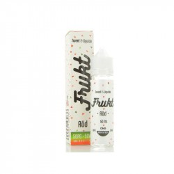 Rod - Frukt - Savourea - ZHC 50 ml