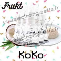 Koko - Frukt - 5x10 ml