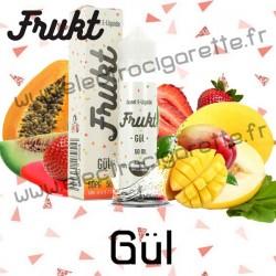 Gul - Frukt - Savourea - ZHC 50 ml