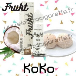 Koko - Frukt - Savourea - ZHC 50 ml