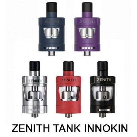 Zenith Tank - D25 - 4 ml - Innokin - Couleurs