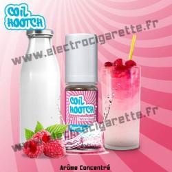 Raspberry Milk - Coil Hootch - Arôme Concentré 10 ml