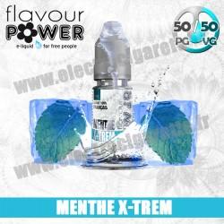 Menthe X-Trem - Flavour Power - 50-50