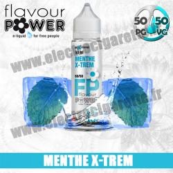 E-liquide Menthe X-Trem - Flavour Power - ZHC 50 ml
