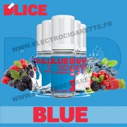 Pack 5 flacons 10 ml Blue - D'Lice