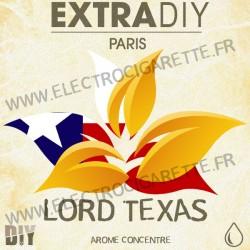 Lord Texas - ExtraDiY - 10 ml - Arôme concentré