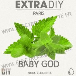 Baby God - ExtraDiY - 10 ml - Arôme concentré