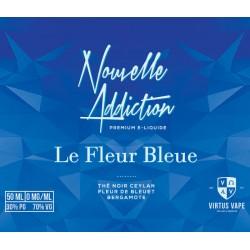 Le fleur bleue - Virtus Vape - ZHC 50 ml