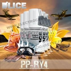 Pack 5 flacons 10 ml PP-RY4 - D'Lice