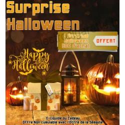 Surprise Halloween - Offert - Non cumulable avec l'Offre de la Semaine
