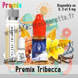 Premix e-liquide Tribeca Halo 60 ml