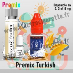 Premix e-liquide Turkish Halo 60 ml