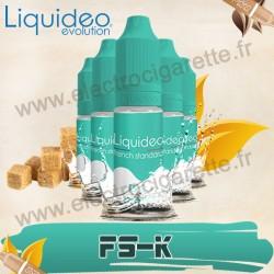 Pack de 5 flaconsFS K French Standard - Liquideo