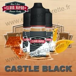 Castle Black - Cloud Vapor Vintage - 3x10 ml