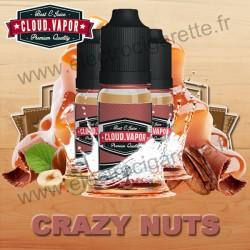 Crazy Nuts - Cloud Vapor Vintage - 3x10 ml