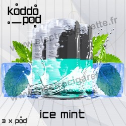 Ice Mint - 3 x Pods Nano - KoddoPod Nano - Nouvelle version