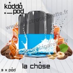 La Chose - 3 x Pods Nano - KoddoPod Nano - Nouvelle cartouche