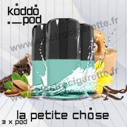 La Petite Chose - 3 x Pods Nano - KoddoPod Nano - Nouveaux Pods