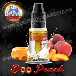 Doo Peach - Big Bang Juices - 10 ml