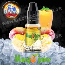 Mango Juice - Big Bang Juices - 10 ml