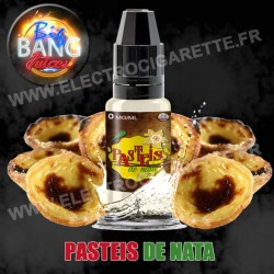 Pasteis de Nata - Big Bang Juices - 10 ml