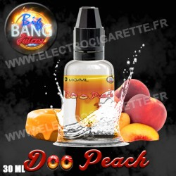 Doo Peach - Big Bang Juices - ZHC 30 ml