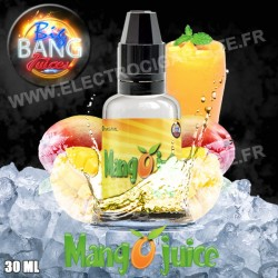 Mango Juice - Big Bang Juices - ZHC 30 ml