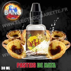 Pasteis de Nata - Big Bang Juices - ZHC 30 ml