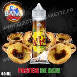Pasteis de Nata - Big Bang Juices - ZHC 60 ml