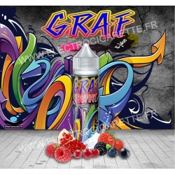 Red Spirit - Graf Juice - ZHC 60 ml