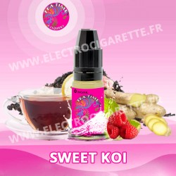 Sweet Koi - Tea Time - 10 ml