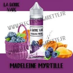 Madeleine Myrtille - La Bonne Vape - ZHC - 60 ml