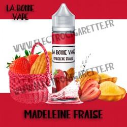Madeleine Fraise - La Bonne Vape - ZHC - 60 ml