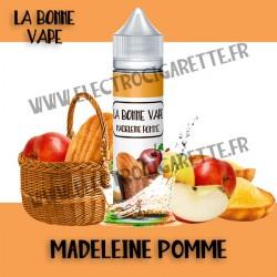 Madeleine Pomme - La Bonne Vape - ZHC - 60 ml