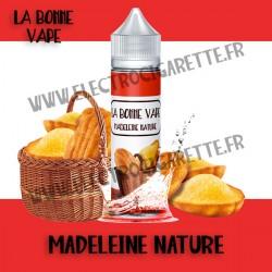 Madeleine Nature - La Bonne Vape - ZHC - 60 ml