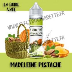 Madeleine Pistache - La Bonne Vape - ZHC - 60 ml