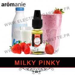 Milky Pinky - Aromanie - 10 ml