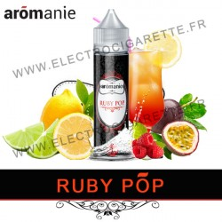 Ruby Pop - Aromanie - ZHC 50 ml