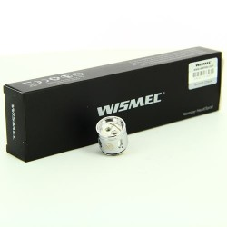 Pack de 5 résistances Triple WM03 en 0.2 Ohm Gnome - Wismec