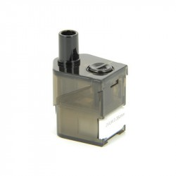 Cartouche de remplacement 5.6 ml avec résistance 0.35 Ohm - Hiflask - Wismec
