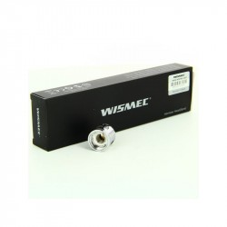 PACK DE 5 RESISTANCES WM01 0.4OHM GNOME WISMEC
