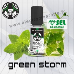 Green Storm - Salt E-vapor