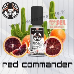 Red Commander - Salt E-vapor