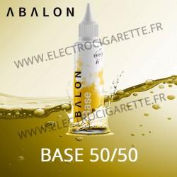 Base 50% PG / 50% VG - Abalon