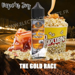 The Gold Race - Vape'N'Joy - ZHC 50 ml