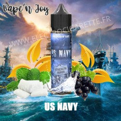 US Navy - Vape'N'Joy - ZHC 50 ml