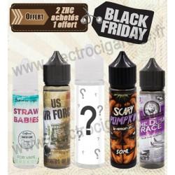 2 ZHC Achetés - 1 ZHC Offert - Black Friday - Non cumulable avec l'Offre de la Semaine